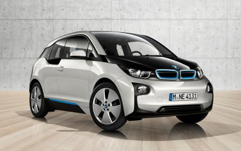 It S Not As Beautiful The Tesla Model But Also Doesn T Need A Supercharger Network To Prevent Range Anxiety New Bmw I3 Is An Electric Vehicle